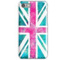Union Jack altered II iPhone Case/Skin