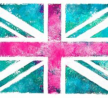 Union Jack altered II by artsandsoul