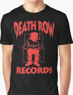 Deathrow Records Graphic T-Shirt