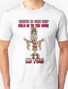 NO FUR! Unisex T-Shirt