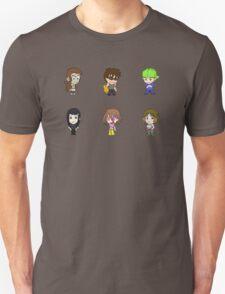 Mystic Stickers 01 Unisex T-Shirt