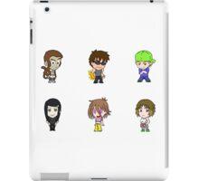 Mystic Stickers 01 iPad Case/Skin