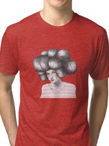 Dropless Agata Tri-blend T-Shirt
