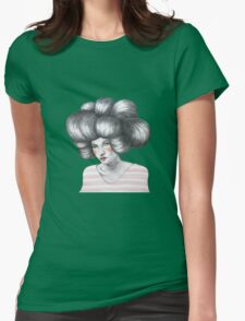 Dropless Agata Womens Fitted T-Shirt