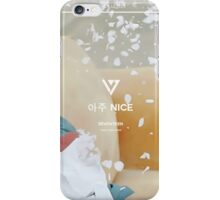 Seventeen Very Nice 6 iPhone Case/Skin