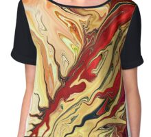 Stream of Life Chiffon Top