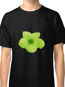 Green Potato Flower Classic T-Shirt