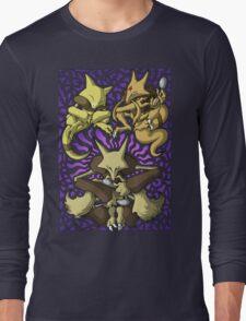 Abra! Kadabra! Alakazam! Long Sleeve T-Shirt