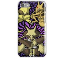 Abra! Kadabra! Alakazam! iPhone Case/Skin