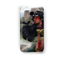 Ni in the forest Samsung Galaxy Case/Skin