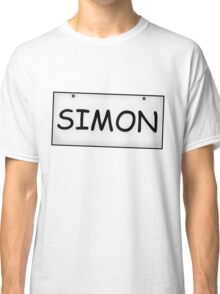Simon's Sign Classic T-Shirt