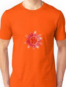 Passion in Orange Unisex T-Shirt