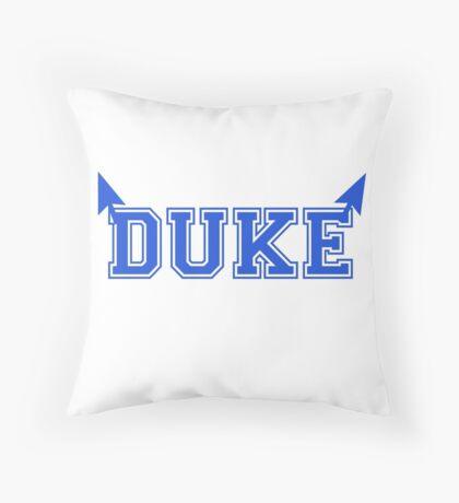 Duke Throw Pillow
