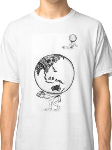 Weight of the World Classic T-Shirt