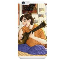 Sirius and Harry iPhone Case/Skin