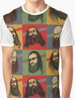 Portrait Of An American Family Graphic T-Shirt