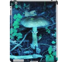 Lomography Mushroom Photography iPad Case/Skin