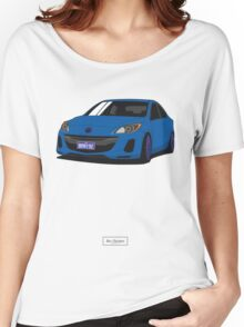 Mazda3  Women's Relaxed Fit T-Shirt