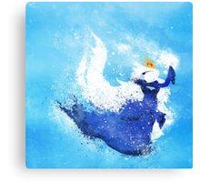 Freeze! Canvas Print
