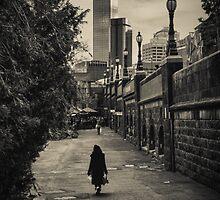 Winter stroll  by mellosphoto