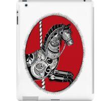 Carousel horse iPad Case/Skin