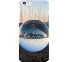 Sandringham Marina, Melbourne iPhone Case/Skin