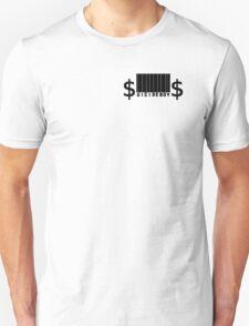 $uicide Barcode Unisex T-Shirt