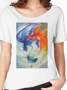 The Flow Women's Relaxed Fit T-Shirt