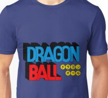 OG Dragon Ball Logo Unisex T-Shirt
