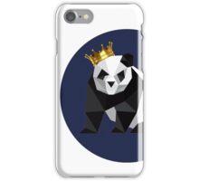 King Panda iPhone Case/Skin