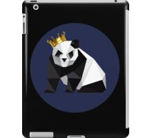 King Panda iPad Case/Skin