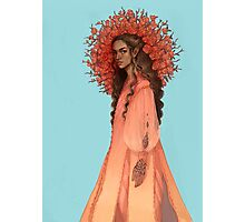 Feyre Archeron of Roses Photographic Print
