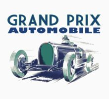 grand prix retro by verde57