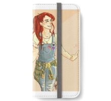 Ginny and Luna iPhone Wallet/Case/Skin