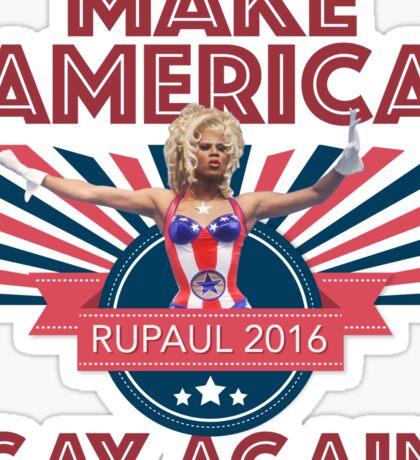 RuPaul 2016 Sticker