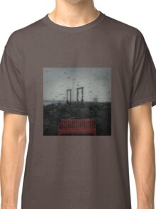 red bench Classic T-Shirt