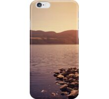 loch ness lake, Scotland iPhone Case/Skin