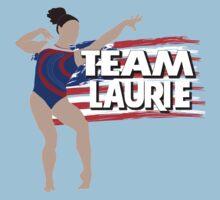 Team Laurie Hernandez - USA (Olympic)  Baby Tee