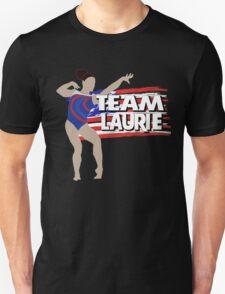 Team Laurie Hernandez - USA  Unisex T-Shirt
