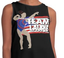 Team Laurie Hernandez - USA  Contrast Tank