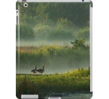 In Misty Morningland iPad Case/Skin