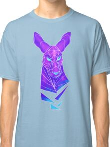 Vector roo midnight marsupial Classic T-Shirt