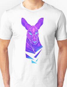 Vector roo midnight marsupial Unisex T-Shirt