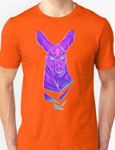 Vector roo midnight marsupial Unisex T-Shirt