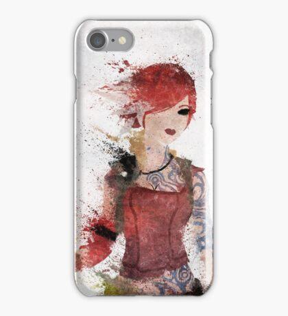 Flames iPhone Case/Skin