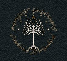 tree of gondor  by olcamsam