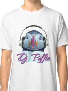 D J Puffin Classic T-Shirt