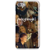 WayHaught - Waverly Earp and Nicole Haught from Wynonna Earp iPhone Case/Skin