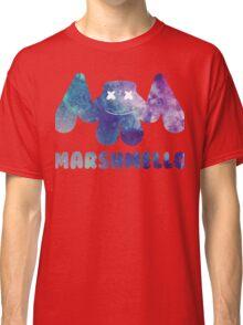 Marshmello Galaxy Classic T-Shirt