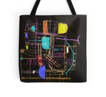 Playing in Asnieres 2d Tote Bag